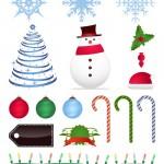 15 vetores de natal grátis