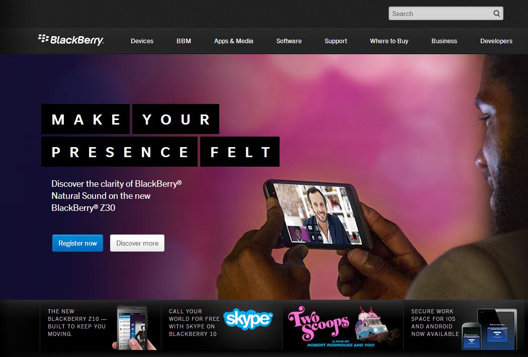 osmaisbelos - Os 39 mais belos sites corporativos da web