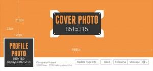 facebook 300x139 - Conheça as dimensões de capa para Facebook, Twitter, Google+, Instagram e Youtube 2018