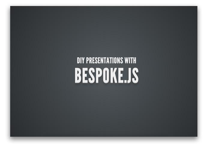 S6 Blank Boilerplate - Lista Top 10 com plugins para criar fantásticas apresentações utilizando apenas HTML 5 e CSS