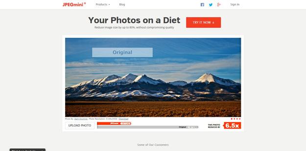 5 jpegmini - 12 ferramentas para você compactar suas imagens e reduzir o tamanho em até 80%