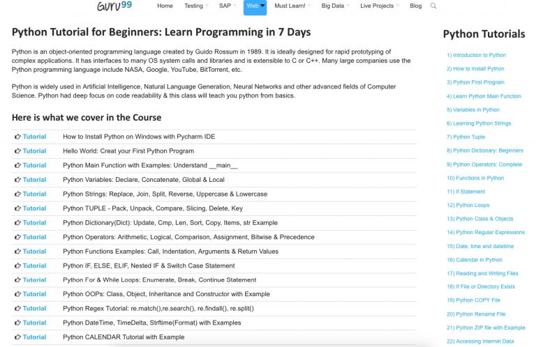 Screenshot at mar 08 08 52 35 768x498 1 - Os 6 melhores sites para aprender Python
