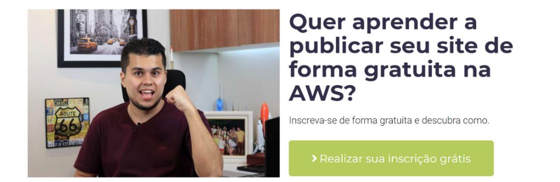 curso gratuito e1624833885945 1100x358 - As melhores formas de aprender AWS de forma gratuita