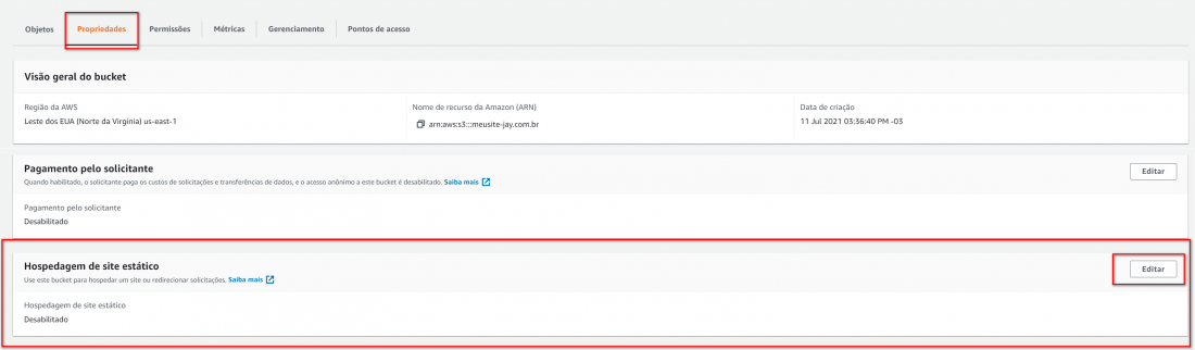 Hospedando um site estatico na AWS S3 004 1 1100x322 - Hospedagem grátis com AWS Bucket S3