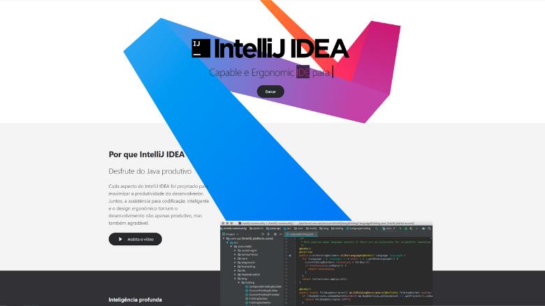 top lista das melhores ferramentas para desenvolvimento intellij - Top 11 das melhores ferramentas utilizadas para desenvolvimento