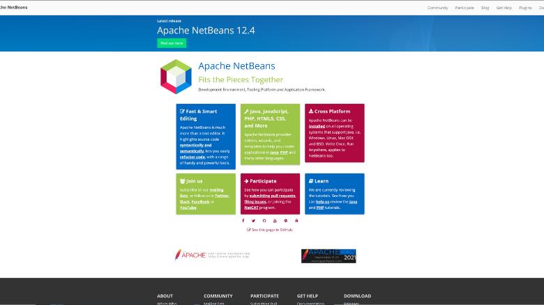 top lista das melhores ferramentas para desenvolvimento netbeans - Top 11 das melhores ferramentas utilizadas para desenvolvimento