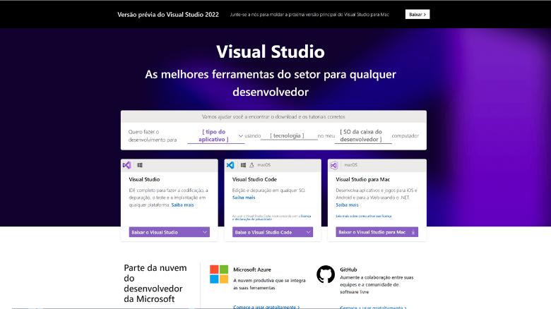 top lista das melhores ferramentas para desenvolvimento visual studio - Top 11 das melhores ferramentas utilizadas para desenvolvimento