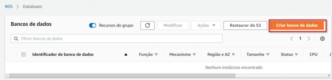 trabalhando com postgresql na aws crie sua primeira instancia 005 1100x265 - Crie um banco de dados PostgreSql na AWS e conecte-se a ele