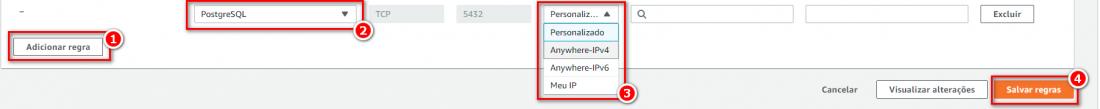 trabalhando com postgresql na aws crie sua primeira instancia 012 1100x109 - Crie um banco de dados PostgreSql na AWS e conecte-se a ele